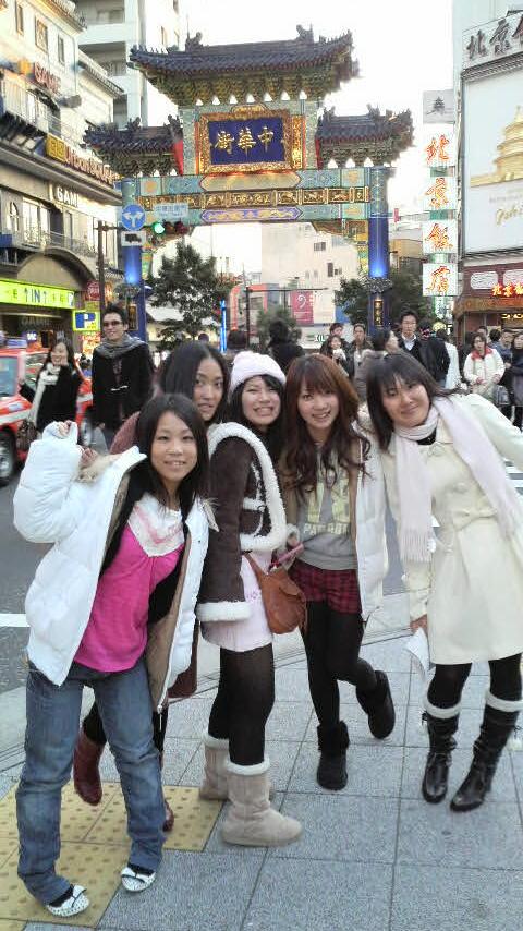 Fw: 横浜中華街