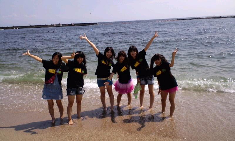 ☆海だぁぁあああ★